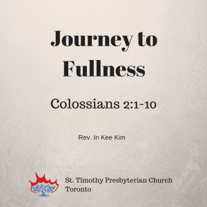 Journey to Fullness