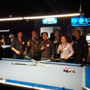 Men's Group – St Tim's 8-Ball Open