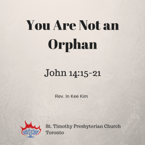 You are not an Orphan