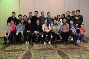 Reflections on the Young Families Retreat