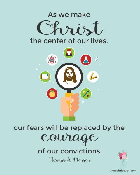 jesus freedom from fear