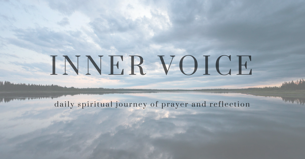 Subscribe to the Inner Voice!
