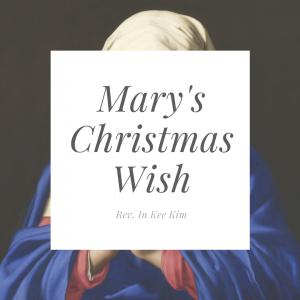 Mary's Christmas Wish