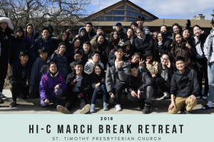 Hi-C 2018 March Break Retreat