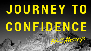 Journey To Confidence