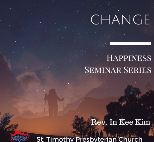Change: Lecture 3