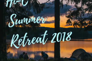 Hi-C 2018 Summer Retreat Prayers