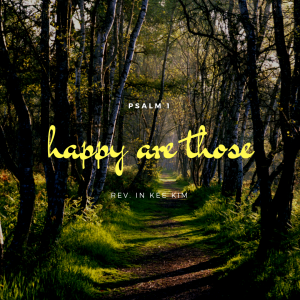 Happy Are Those