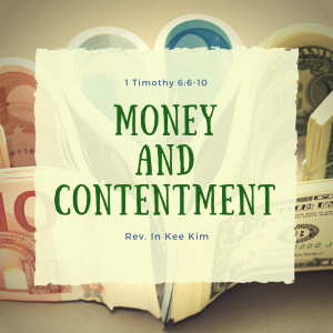Money and Contentment