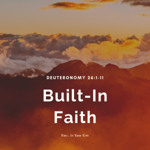Built-in Faith