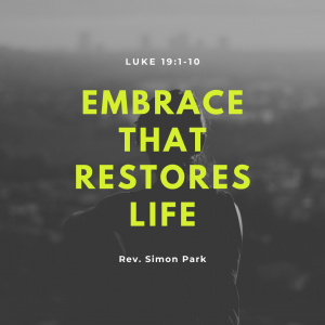 Embrace That Restores Life