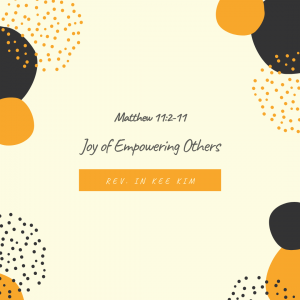 Joy of Empowering Others