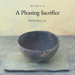 A Pleasing Sacrifice