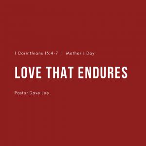 Love That Endures