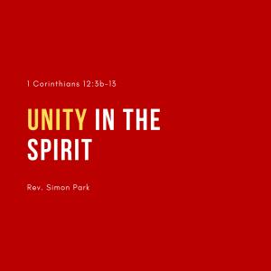 Unity in the Spirit
