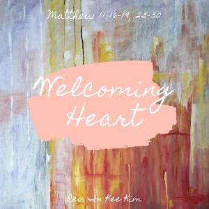 Welcoming Heart